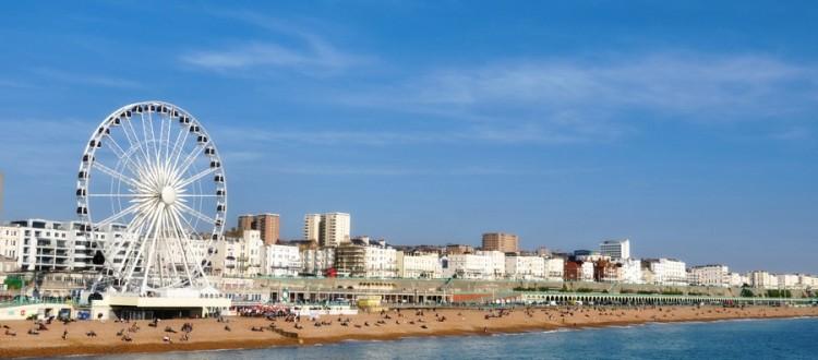 Take Heart Southend - Daytrip to Brighton