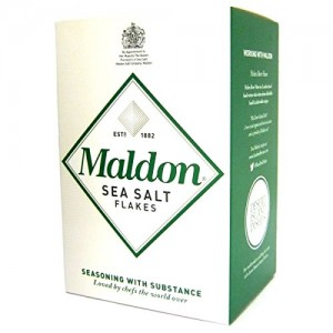 Famous Essex Food - Maldon Salt Flakes