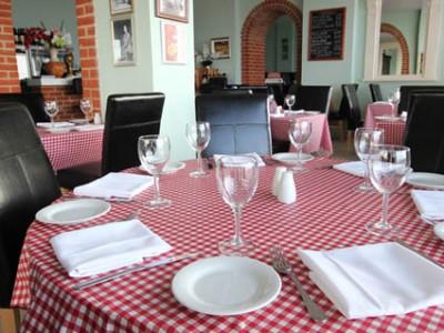 Take Heart Italian Night at Padrino Westcliff Essex