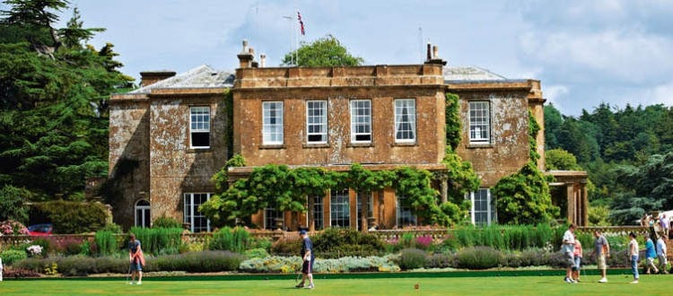 Take Heart Holiday 2016 Warner Manor Somerset