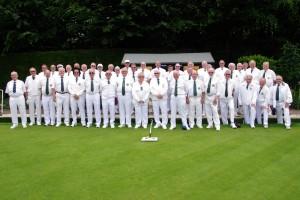 Dennyside BA and Southend Bowls Club Essex